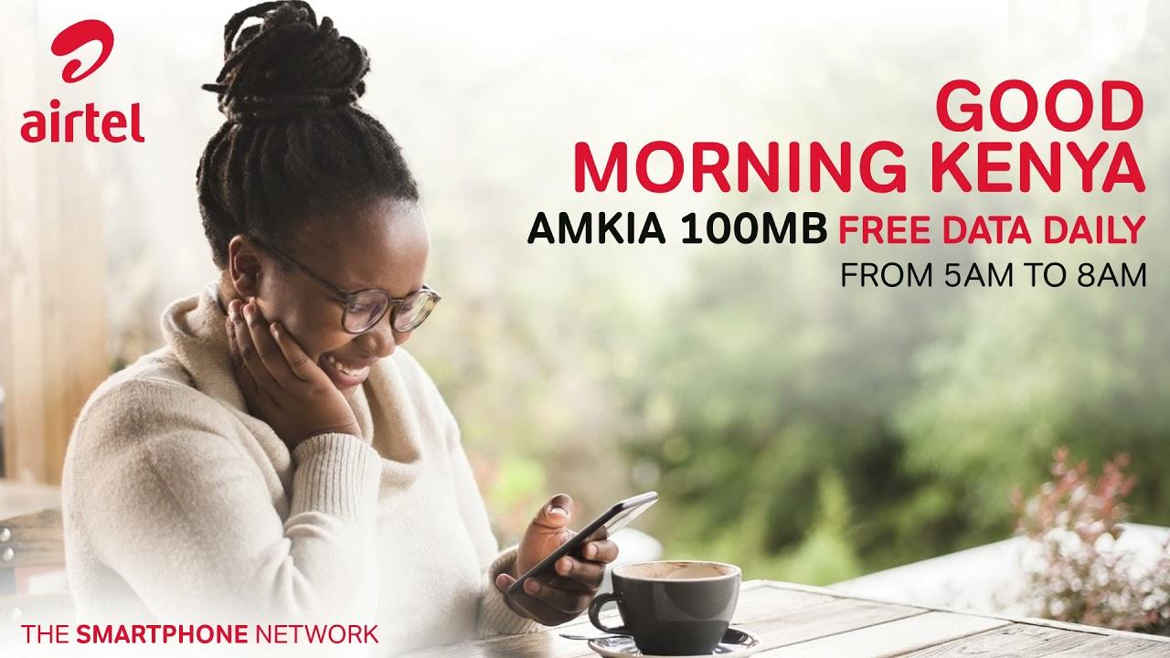Good Morning Kenya with Airtel