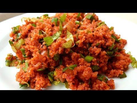 Bulgur Salad   Bulgur Wheat Salad