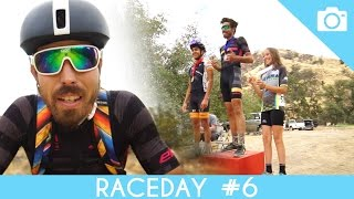 RACE DAY - Mountain Bike Race (a cycling race vlog)