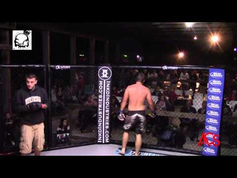 Knockout Promotions 42 At ValDu Lee Siersma Vs Travis Murchison