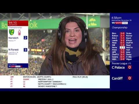 Norwich City | Soccer Saturday Comeback Kings