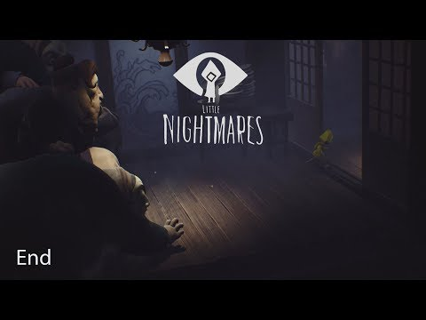 Tidal Wave Of Hungry People | Little Nightmares (End)