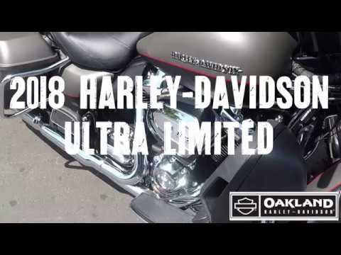 2018 harley davidson ultra limited walkaround youtube. Black Bedroom Furniture Sets. Home Design Ideas