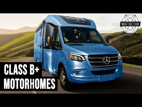 9 New Class B+ Motorhomes that Offer a More Affordable Combination of Practicality and Luxury