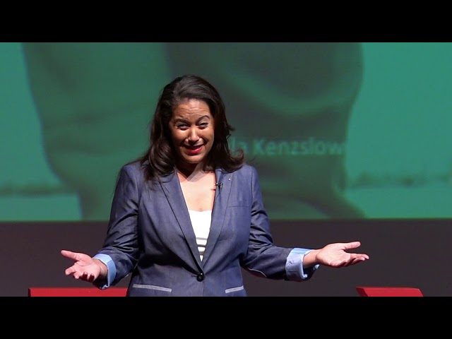 Crossing the Color Line: Overcoming Bias to Forge Relationships | Dr. Angela Kenzslowe | TEDxGilbert