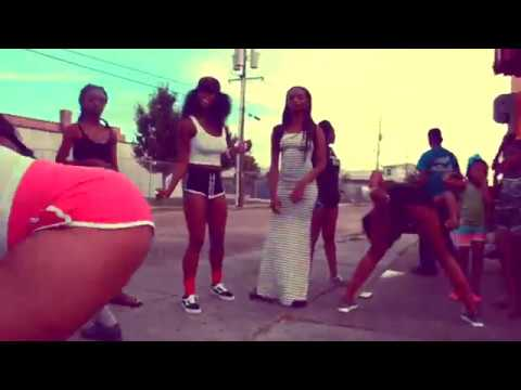 Pretty Maw - 17th (Music Video) Prod. by Joe Wit Da Dreadz [ New Orleans Bounce Music 2018]