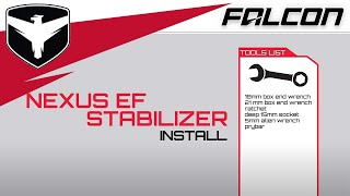Falcon Shocks Install: JK Nexus 2.1 EF Stabilizer