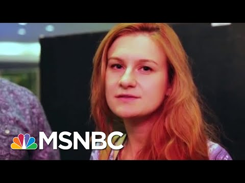 Maria Butina Admits Being An Agent Of Russia, Will Help US Prosecutors | Rachel Maddow | MSNBC