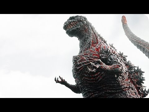 GODZILLA RESURGENCE US Teaser Trailer (2016) Shin Godzilla streaming vf