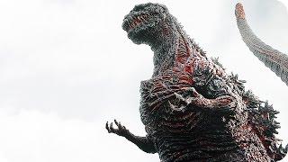 GODZILLA RESURGENCE US Teaser Trailer (2016) Shin Godzilla