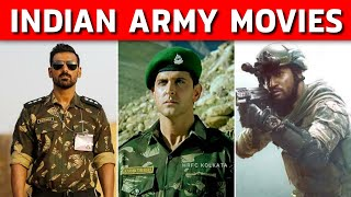 Top 10 Best Indian Army Movies in Hindi   Best Indian Army Movies to watch   Viral.