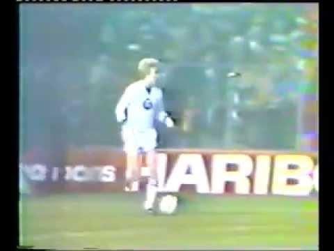 LENS - ANDERLECHT    1983