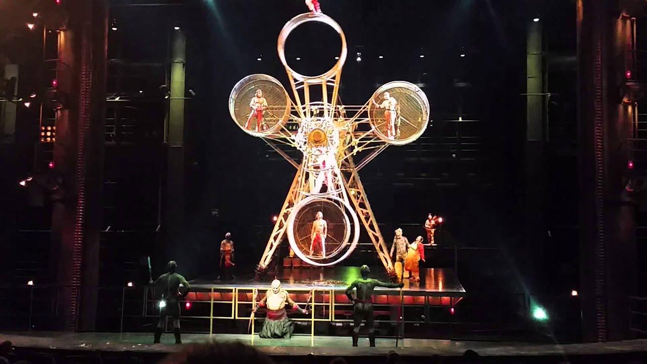 Las Vegas 94 >> Ka Cirque Du Solei Live from Las Vegas - YouTube