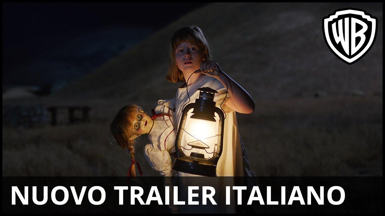 Download Annabelle 2: Creation - Nuovo Trailer Ufficiale Italiano   HD