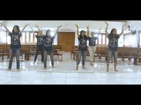 Cover dance-Ajaib kau Tuhan (Jpcc)