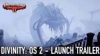 Divinity: Original Sin 2 - Definitive Edition - PS4 & XBox - Launch Trailer