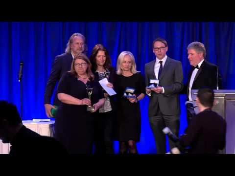 ZF Friedrichshafen AG gewinnt bei den German Stevie Awards 2016
