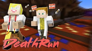 DEATHRUN - Minecraft Mini hry 57 /w GEJMR