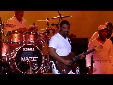 Maze ft. Frankie Beverly (LIVE) - 'The Golden Time Of Day'  Friday 02/17/2017.