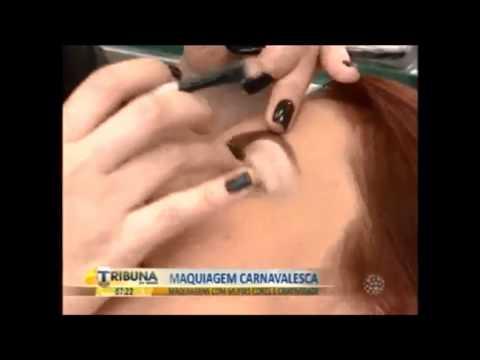 Dicas de maquiagem para o carnaval - Tribuna da ...