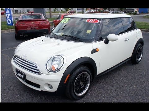 2007 MINI Cooper | Read Owner and Expert Reviews, Prices, Specs