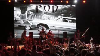 P.O.D. - Revolution (Yotaspace, Moscow, 19.05.2015)