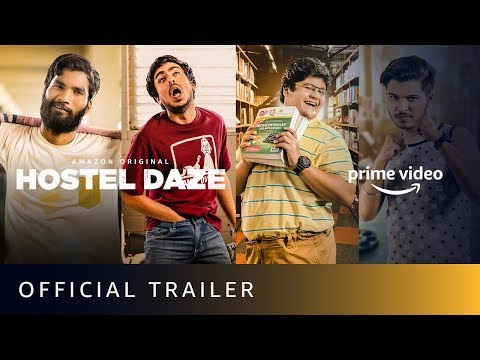 Hostel Daze | The Viral Fever | Amazon Prime Video