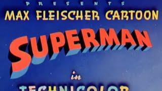 Superman 1942 Cartoon (score by Byzantium Audio)