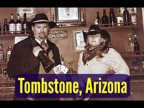 Tombstone, Arizona [North American Road Trip #67]