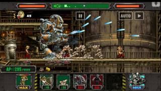 [HD]Metal slug defense. SORTIE!  SHOCK WAVE PING-PONG  !!! (1.46.0 ver)
