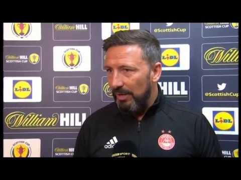 Aberdeen v St Mirren, Scottish Cup 4th Round full match