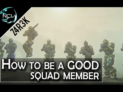 how to talk in squad planetside 2