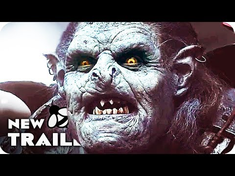 Middle-earth: Shadow of War Live-Action Game Trailer (2017)