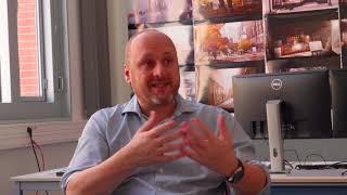Reportage : Interview David Cage