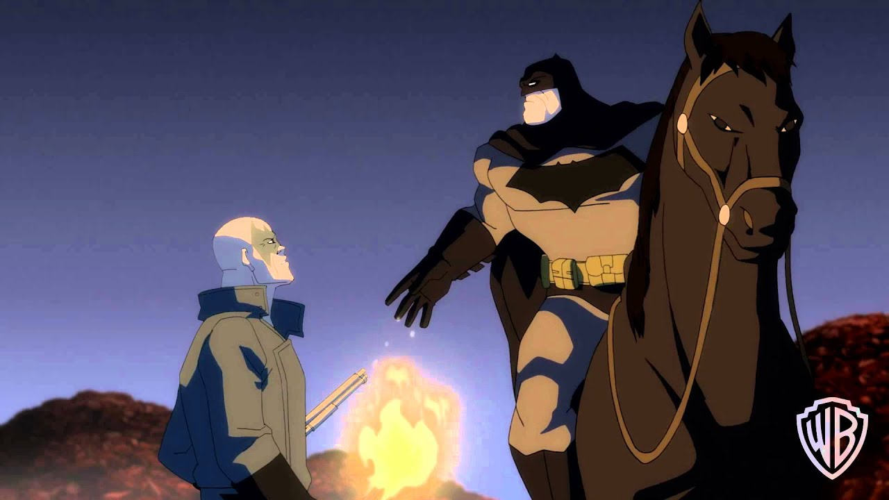 2nd Preview Clip From Batman The Dark Knight Returns Part 2 I Am