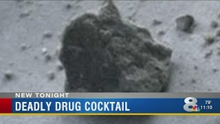 'Gray death,' the drug that looks like concrete, kills in one dose