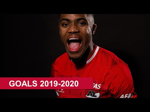 Myron Boadu   All Goals   Eredivisie 2019-2020
