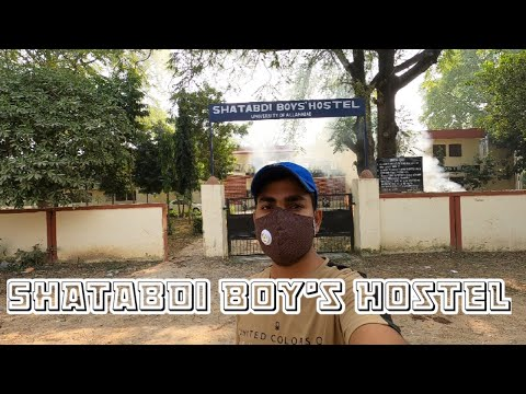 Shatabdi Boy's Hostel    University of Allahabad    Prayagraj