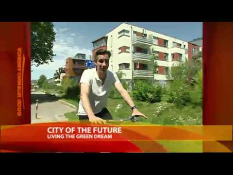 Germany's City of the Future Built to be Green