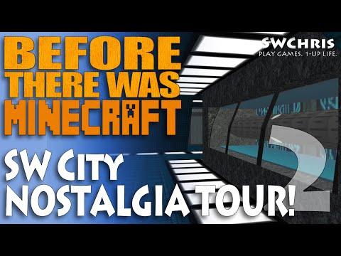 Active Worlds - Secrets of Palais de Ferruccio - SW City Nostalgia S1E2 (Before There Was Minecraft)