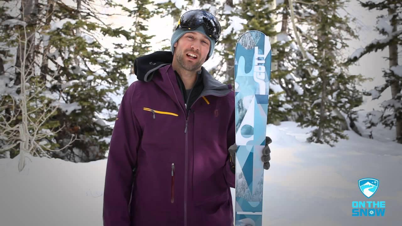 2014 Scott Punisher Ski Overview