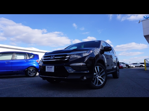 2017 Honda Pilot Touring AWD | Review