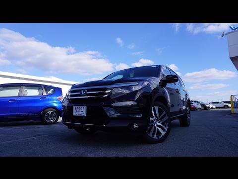 2017 Honda Pilot Touring AWD | UP CLOSE AND PERSONAL | #32