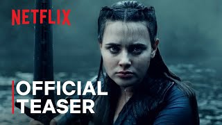 CURSED (Katherine Langford) | Trailer | Netflix