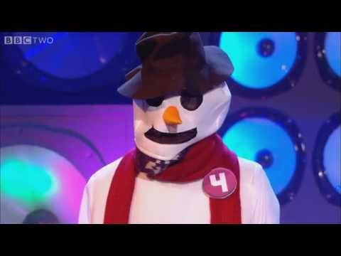 The Snowman line-up - Never Mind the Buzzcocks - Series 28 Episode 12 Preview - BBC Two