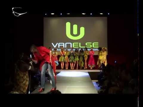 Africa Fashion Week   Barcelona2015    (designer  Vanelse Holland)