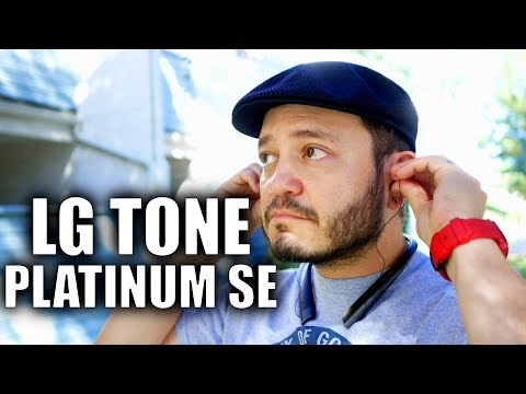 LG Tone Platinum SE Review: Wrecking Pixel Buds and AirPods (HBS-1120)