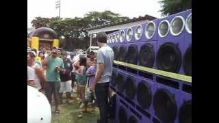 Monster Sound X pesadelo Sound - Furia Sobre Rodas 15 /01/13 Para de minas