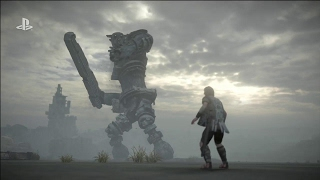 Shadow of the Colossus PS4 Reveal Trailer - E3 2017 Sony Conference