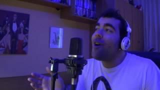 Y Tu Te Vas - Chayanne (Cover by DAVID VARAS) Salsa Version